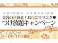 【ノクティ 溝の口】☆秋のキャンペーン始まります☆