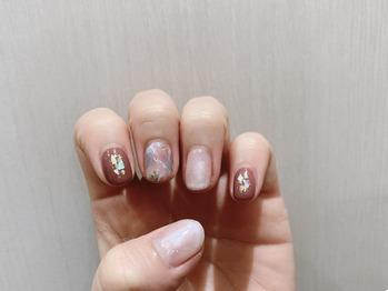My nail ★_20190731_1