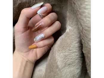 New nail☆_20201108_1