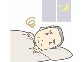 50代以上の睡眠トラブルの原因は「早寝」?_20170622_1