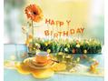 10月お誕生日のお客様☆Happy Birthday(*´ω`*)