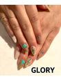 グローリーアンドクリッシー(GLORY&Chrissie)ジェルネイル