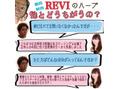 REVIのお話☆