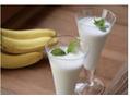 美肌効果にバナナジュース