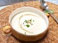 白花豆の甘いポタージュスープ♪