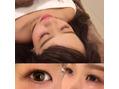お客様eyelash☆