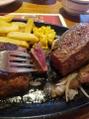 ステーキ食べるなら「BRONCO BILLY」