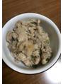 スタミナがっつりネギ塩豚丼