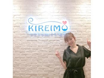 神谷由香さんがKIREIMOにご来店くださいました♪_20180821_1
