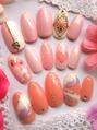 キャンペーン★ピンクネイルコレクション♪