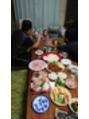 孫の1歳の お誕生日(^^)