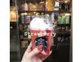 Starbucks★ストロベリー☆