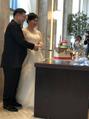 祝☆ご結婚