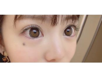 目元グリーン(*^^*)_20190127_1