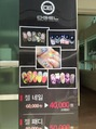 韓国でもネイルサロンは賑わっていました!