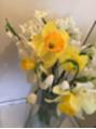 お花をいただきました★