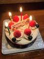 誕生日☆バースデーケーキ