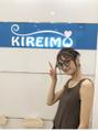 安井レイさんがKIREIMOにご来店くださいました♪
