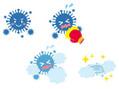 まだまだウイルス対策強化継続中♪