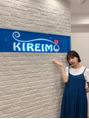 谷奥 えりさんがKIREIMOにご来店くださいました♪