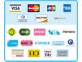 電子マネーやApple Pay、デビットカードが使えます☆