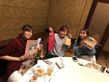 ☆Stella懇親会☆_20181113_2