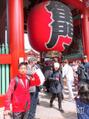 甥っ子in東京