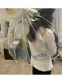 貸出傘ご用意してます!