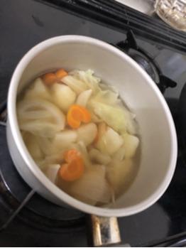 栄養満点!野菜スープ!_20190620_1