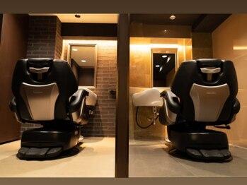 ヒロギンザ 八重洲店(HIRO GINZA)の写真/メンズに特化し最も勢いのあるBARBER、ヒロ銀座八重洲店。仕事帰りなども◎[ヒロ銀座/八重洲店]<理容室>