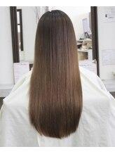 インフォーマル(Informal)【髪質改善】自然なストレート