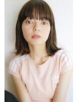 ガーランド (Garland)[Garland/表参道]☆切りっぱなし外ハネカジュアルボブ☆