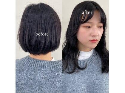 ヘアー アレス(hair ales)の写真
