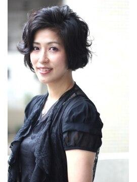 クリコ ヘアーデザイン(CLICQUOT hair design)大人女子ボブ