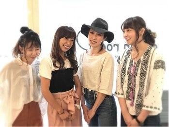 グリーンルーム 国分寺(green room)の写真/在籍の8割が女性stylist☆シンプルをコンセプトにどんな方でも親しみやすい・頼れる・任せられるサロン◎