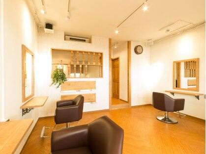 ヘア サロン リュース(hair salon Ljus)の写真