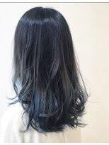 サラ ニジュウイチ ビューティーサイト(SARA21 Beauty Sight)ネイビーカラー
