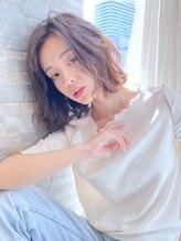 ラ ブレス あべのキューズ(La Bless)お肌がワントーン明るく魅える韓国パーマ♪