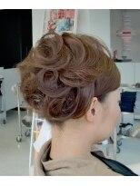 オペラ ヘアー(opera hair)ヘアセット
