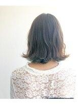 ヘアメイク オブジェ(hair make objet)inner green color☆★KAI☆★