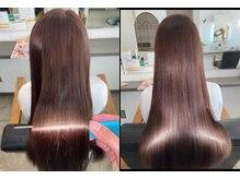 エクスグレイス 深草店(EX grace Hair Resort With Coccolo)の雰囲気(大好評!超話題180 日感美髪プログラムぜひ体験する価値あり!)
