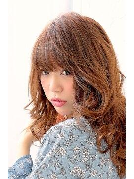 セシルヘアー 広島駅前店(Cecil hair)【ブリーチなし】プチ外国人風アッシュグレージュカラー