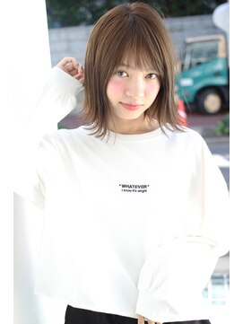 アンアミ オモテサンドウ(Un ami omotesando)【Un ami】《増永剛大》オーダー多数/10代~40代/切りっぱなし