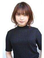 ウェンザヘアー(wen. THE HAIR)ラフさで決まるアンニュイミディアム☆