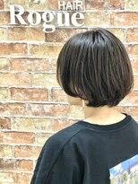 ローグヘアー 板橋AEON店(Rogue HAIR)Rogue HAIR 板橋AEON店♪【ショートボブ×オリーブカラー】