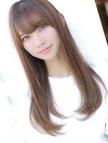 アグ ヘアー ジャパン 札幌9号店(Agu hair japan)広がらないサラツヤレイヤーロング