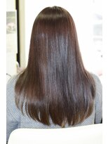 ヴィオレッタ ヘアアンドスペース(VIOLETTA hair&space)髪質改善ストカール
