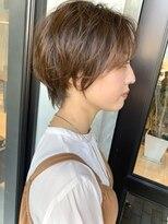 レザボア ヘアーアンドビューティー ハイブ店(reservoir Hair&Beauty Haibe)大人ショート