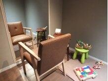 ラビアンフルール(La vie en Fleurs)の雰囲気(個室も完備しています。1/7から1/12までご利用になれません。)