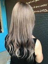 ヘアアンドビューティー クローバー(Hair&Beauty Clover)pearl veil